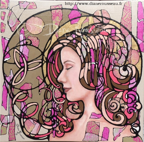 Emily-Rose - Les Fleuriales - Diane Rousseau