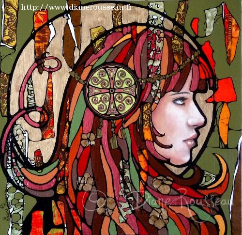 Kerr Ann - Les Fleuriales - Diane Rousseau