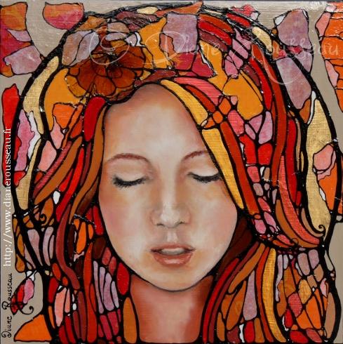 Ange-Line - Les Fleuriales - Diane Rousseau