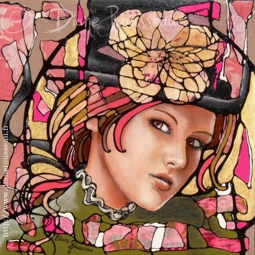 Horaskora - Les Fleuriales - Diane Rousseau