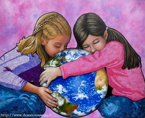 Je te protège - Les enfants de Gaïa, Diane Rousseau