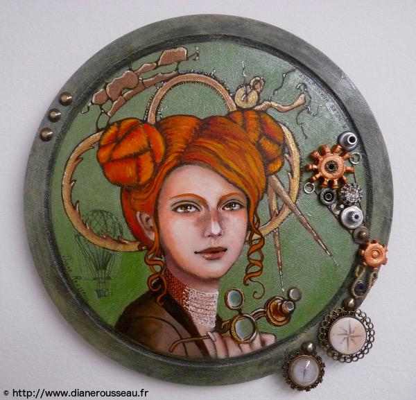 """""""Lady Victoria"""" - Diane Rousseau"""