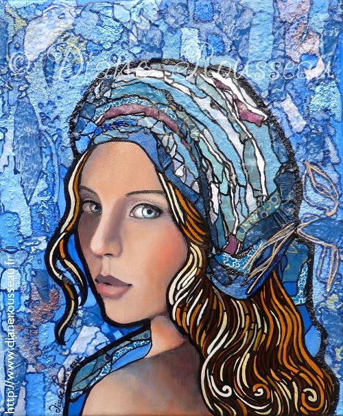 Le Petit Turban Bleu, Diane Rousseau